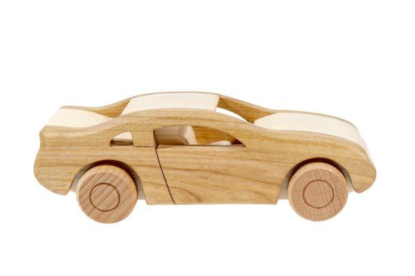 """Autko z drewna """"Ford Mustang V"""""""