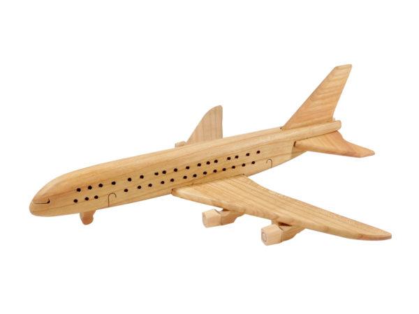"""Samolot z drewna """"Airbus"""""""