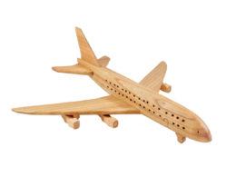 "Samolot zdrewna ""Airbus"""