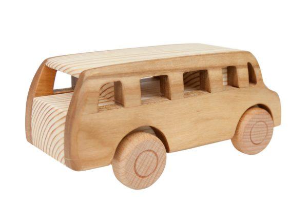 "Samochód z drewna ""Nyska"""