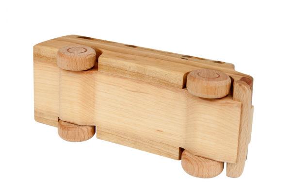 "Samochód z drewna ""Nysa"""