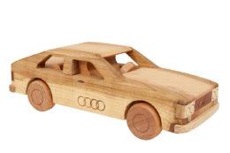 "Samochód zdrewna ""Audi Quattro"""