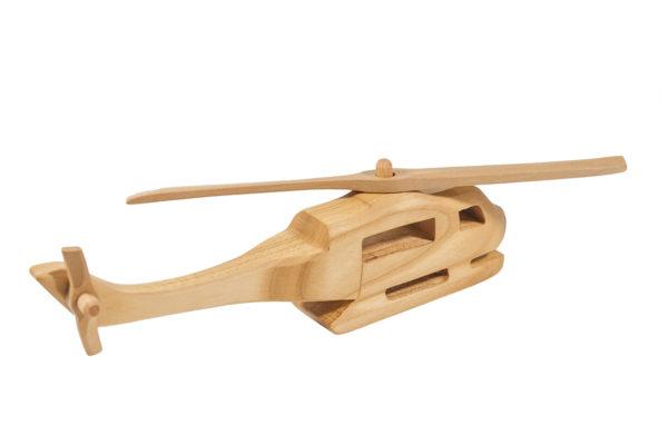 """Helikopter z drewna """"Huey"""""""