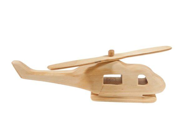 """Helikopter z drewna """"Mi-2"""""""