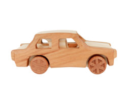 "Samochód zdrewna ""Trabant 601"""