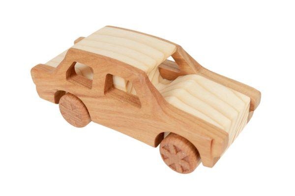 "Samochód z drewna ""Trabant 601"""