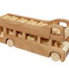 """Samochód z drewna """"Londyński BUS"""""""