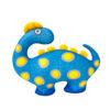 "Maskotka, przytulanka ""dinozaur"" niebieska"