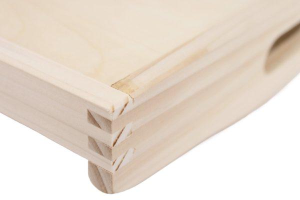 Taca drewniana 50/30 cm