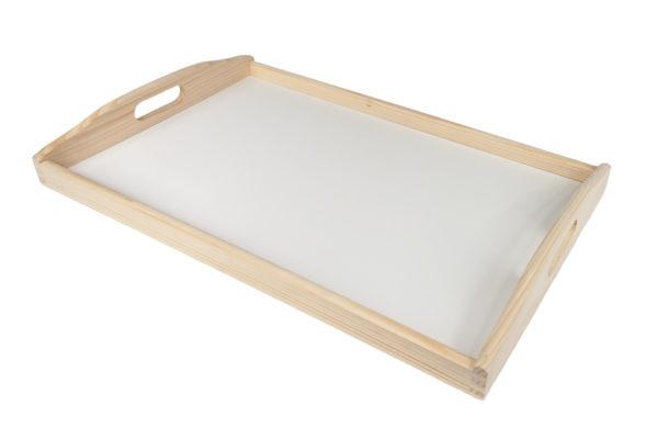 Taca drewniana 47/30 cm