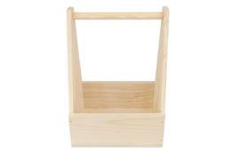 Nosidło z drewna