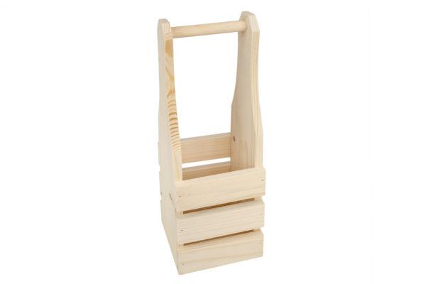 Nosidełko z drewna
