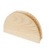 Drewniany stojak na serwetki