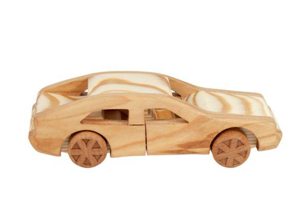 """Samochód z drewna """"Audi Quattro"""""""