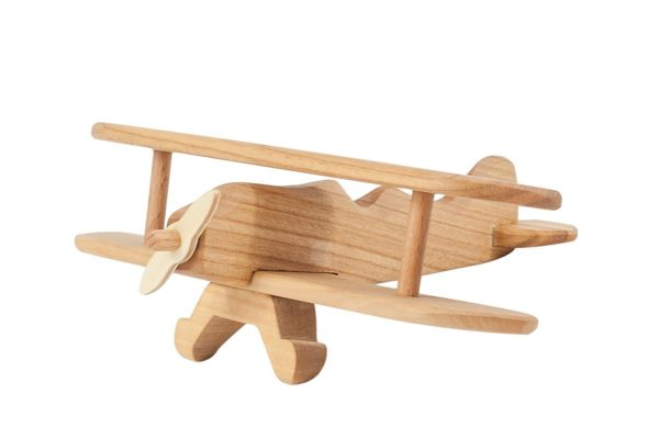 "Samolot z drewna ""Albatros"""