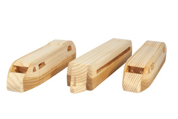"""Pociąg z drewna """"TGV"""""""