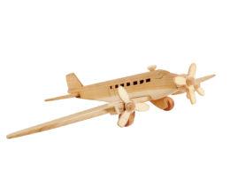 """Samolot zdrewna """"Ju-52"""""""