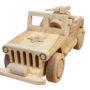 """Drewniany samochód """"Willys MB"""""""