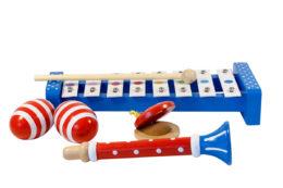Zestaw instrumentów muzycznych dla dzieci Zestaw instrumentów muzycznych dla dzieci