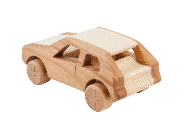 """Samochód z drewna """"VW Golf 1"""""""