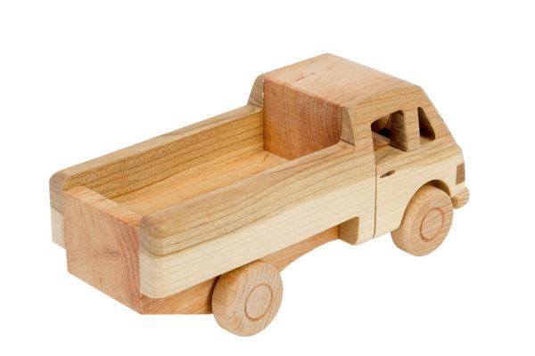 """Samochód z drewna """"Żuk"""""""