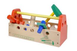 Skrzynka z narzędziami dla majsterkowicza