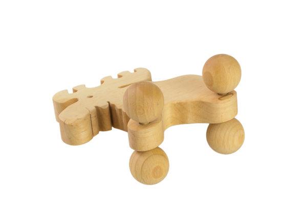 Drewniana figurka łosia