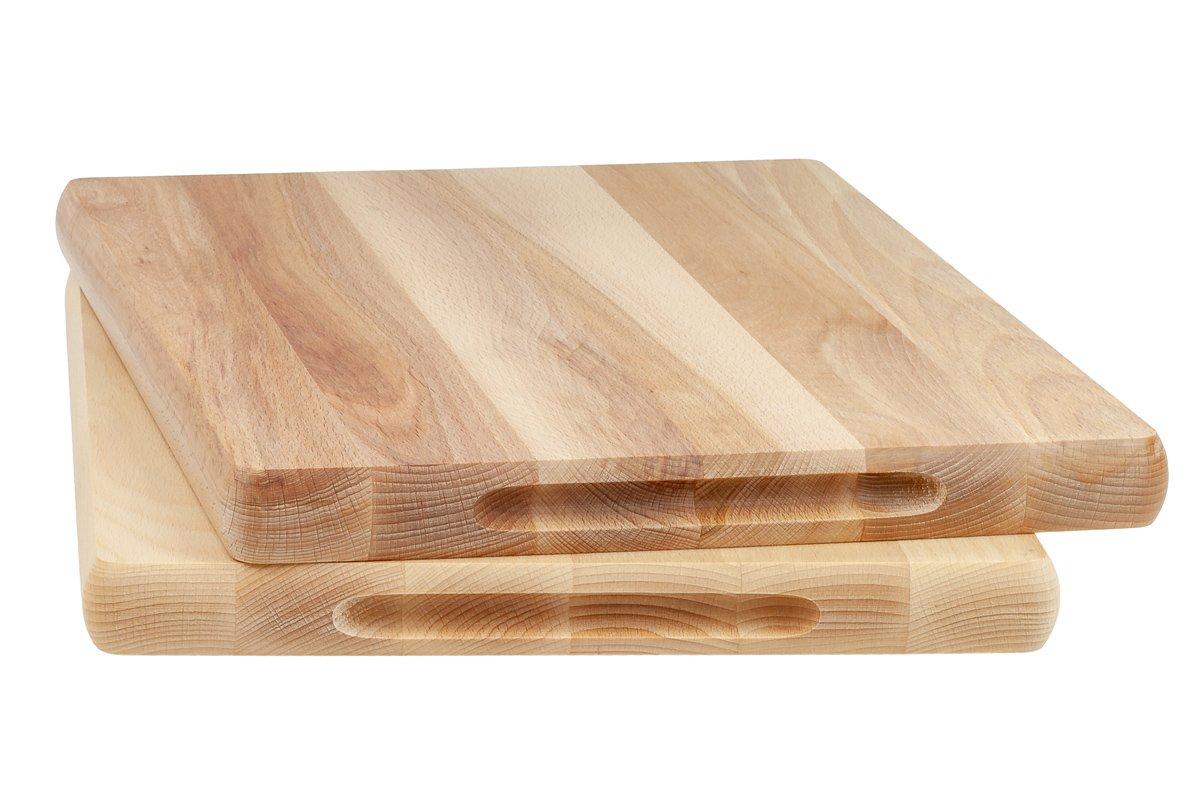 Drewniana deska, blok dokrojenia