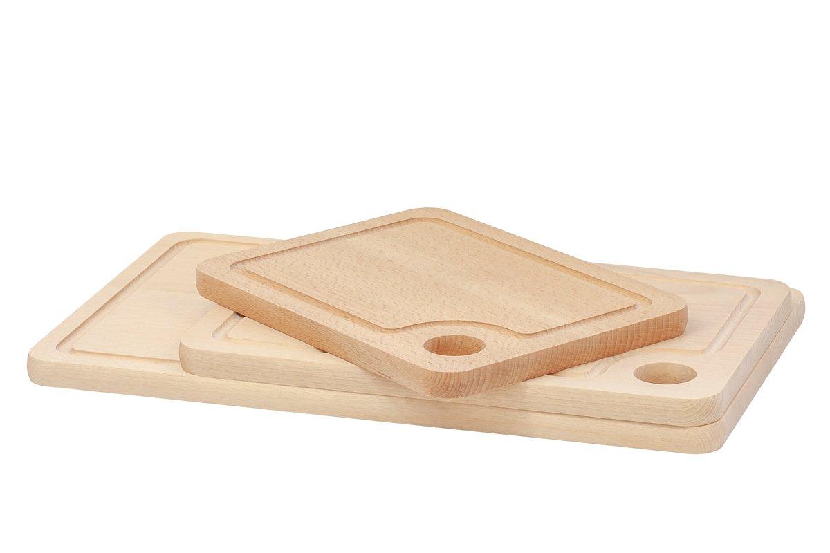Drewniana deska dokrojenia