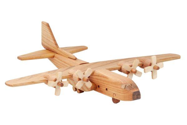 "Samolot z drewna ""Hercules"""