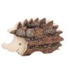 Drewniana figurka jeżyka