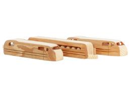 Pociąg z drewna