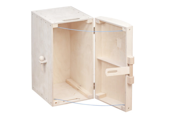 """Ozdobny kufer z drewna, skrzynia """"Pirata"""""""