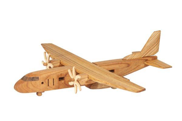 Samolot z drewna Casa C-295