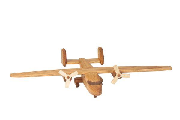 Samolot z drewna Bryza PZL M28