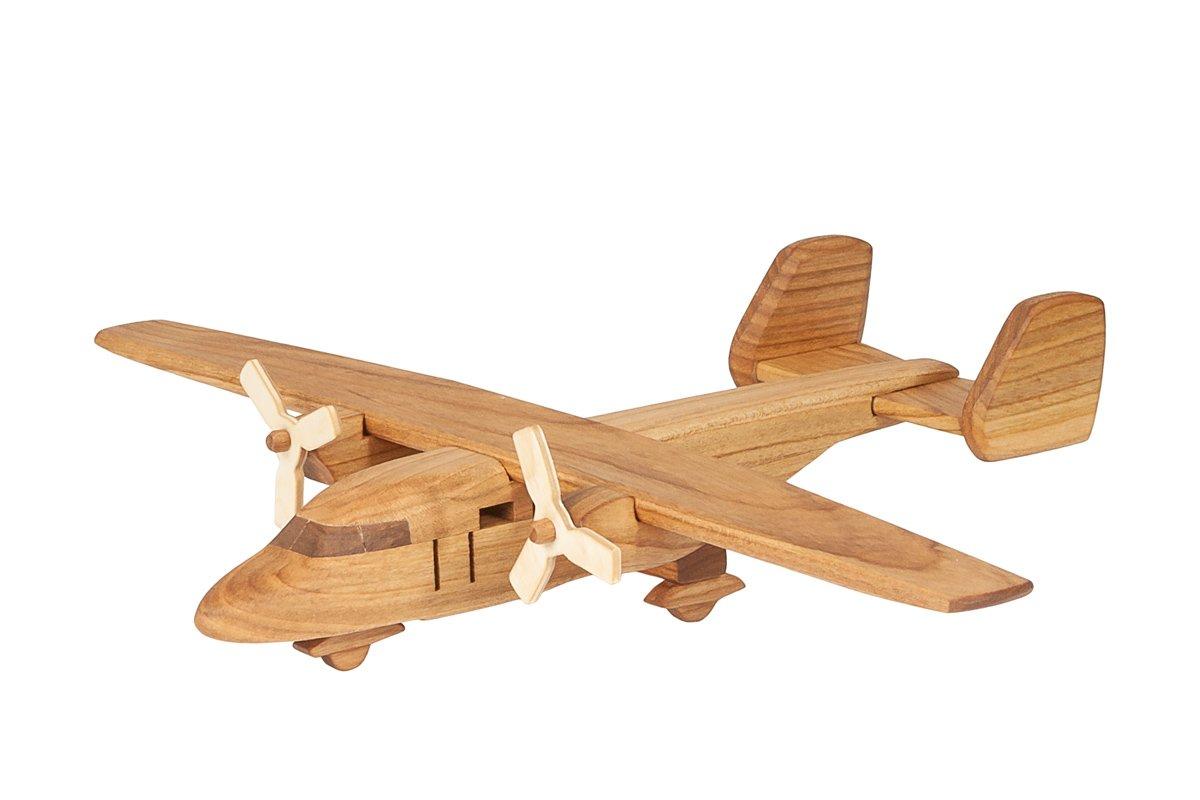 Samolot zdrewna Bryza PZL M28