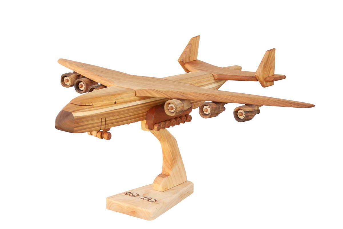 "Duży model samolotu ""An-225 Mrija"""