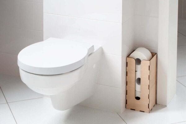 Pojemnik, Stojak na Papier Toaletowy