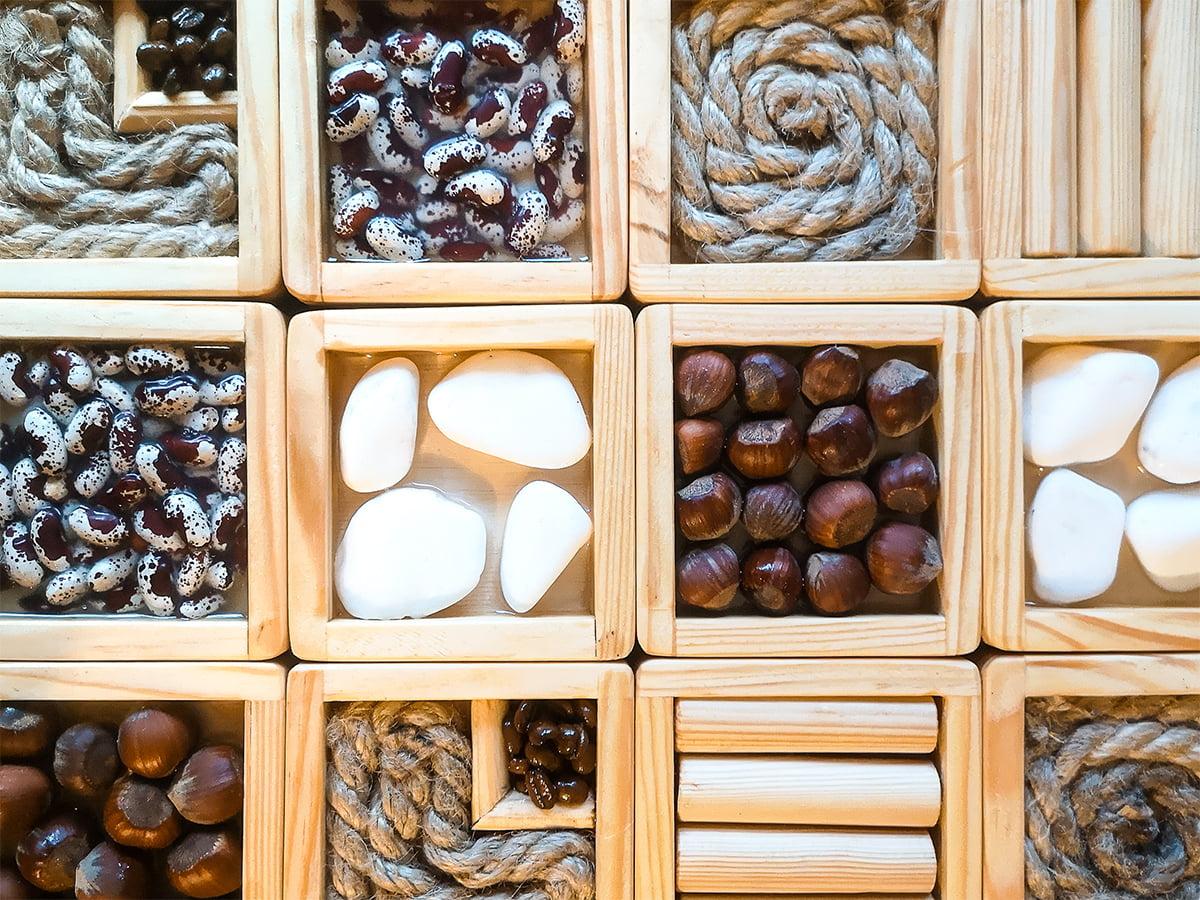 Drewniana tacka - baza dla kreatywnych prac