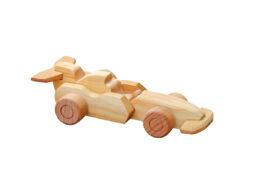 Samochód z drewna – Bolid F1